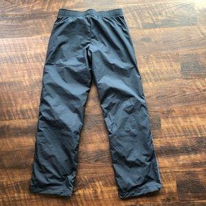Nike Pants - Nike Navy Lined Track Pants NWOT
